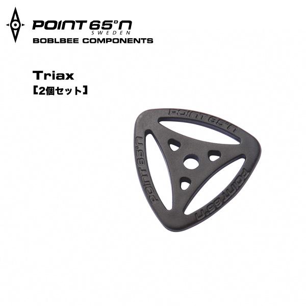 ボブルビー パーツ TRIAX(25L用デルタフック)